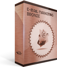 email marketing Criação de arte para email marketing Bronze- Agência ilumina