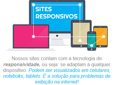 criação de website sites-responsivos